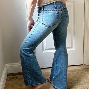 Vintage Jean Bell Bottoms 0